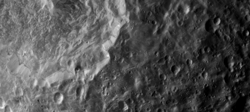 Closeup on Herschel