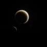 Titan, Rhea, and Mimas