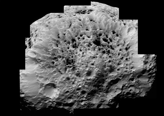 9-frame high-resolution view of Hyperion