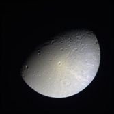 Dione from Rev 177