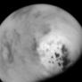 Cassini views Titan's lake-filled north