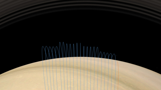Cassini's proximal ring plane crossings