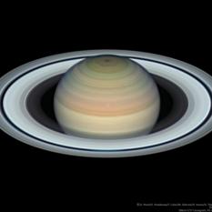 Saturn on June 11, 2017
