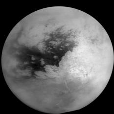 Titan mosaic: T3, February 15, 2005