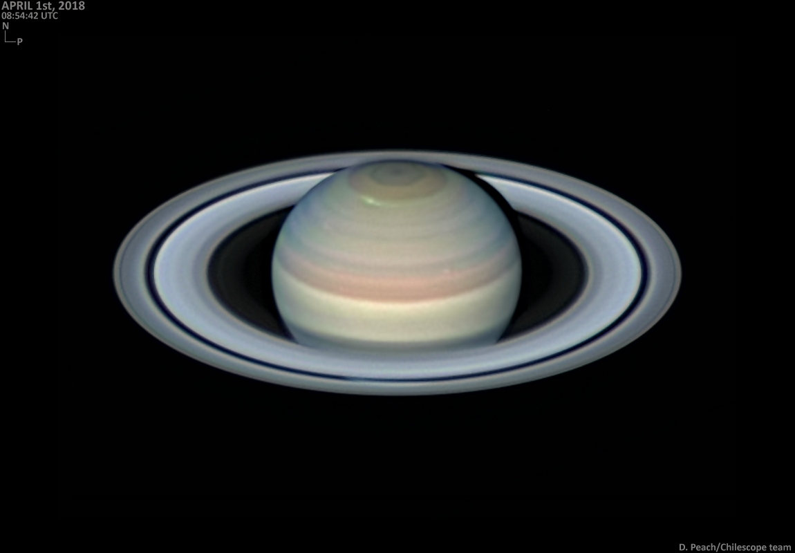 Thanks Amateur astronomy saturn apologise