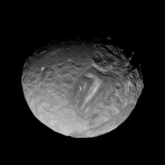 Miranda from Voyager 2's wide-angle camera
