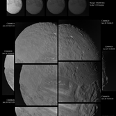 Voyager 2's Miranda image catalog