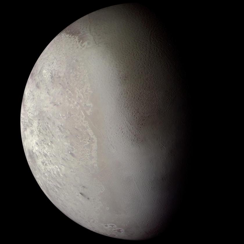 Triton color global view