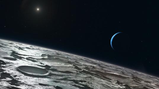 Triton (artist's concept)