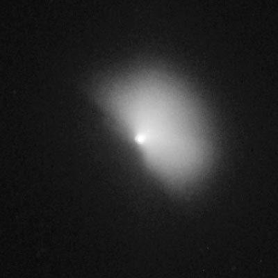 The Deep Impact Impact onto Tempel 1 as witnessed by Hubble