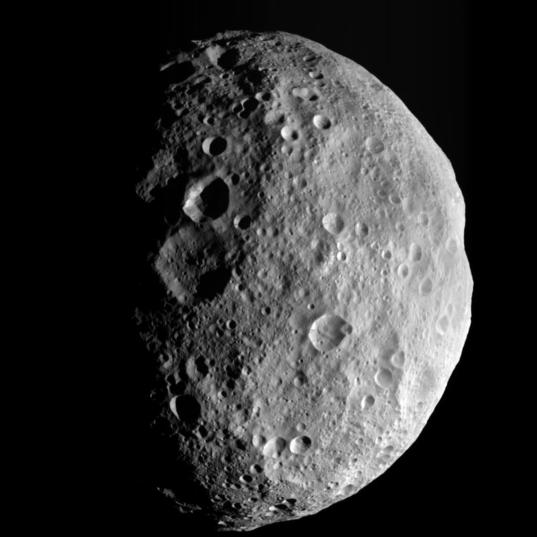 A final look at Vesta