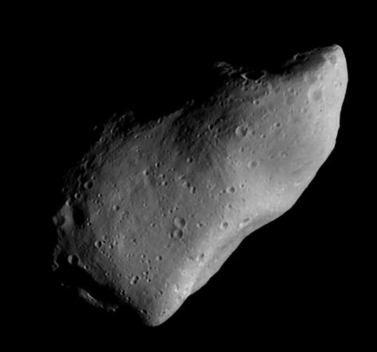 Asteroid 951 Gaspra