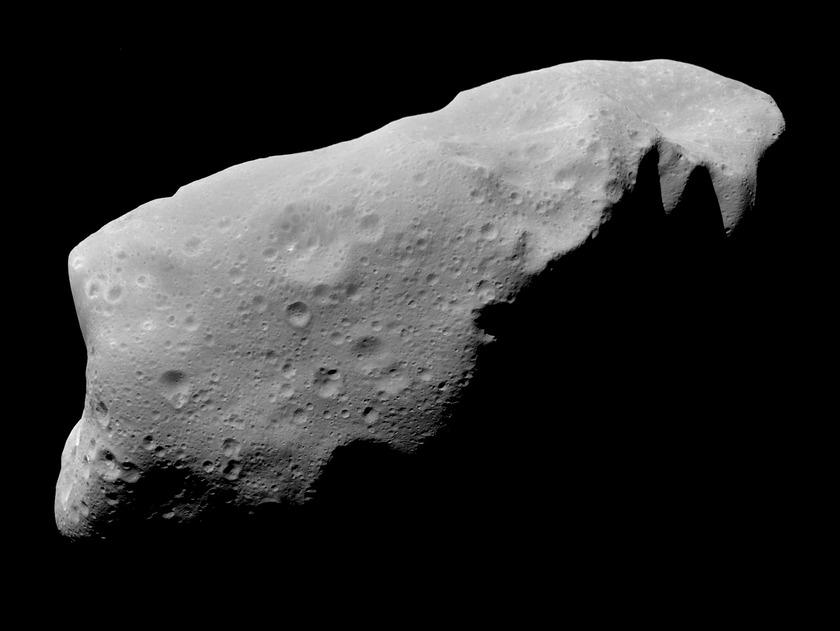 Asteroid 243 Ida
