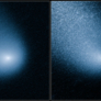 Comet Siding Spring imaged by ESA/NASA Hubble