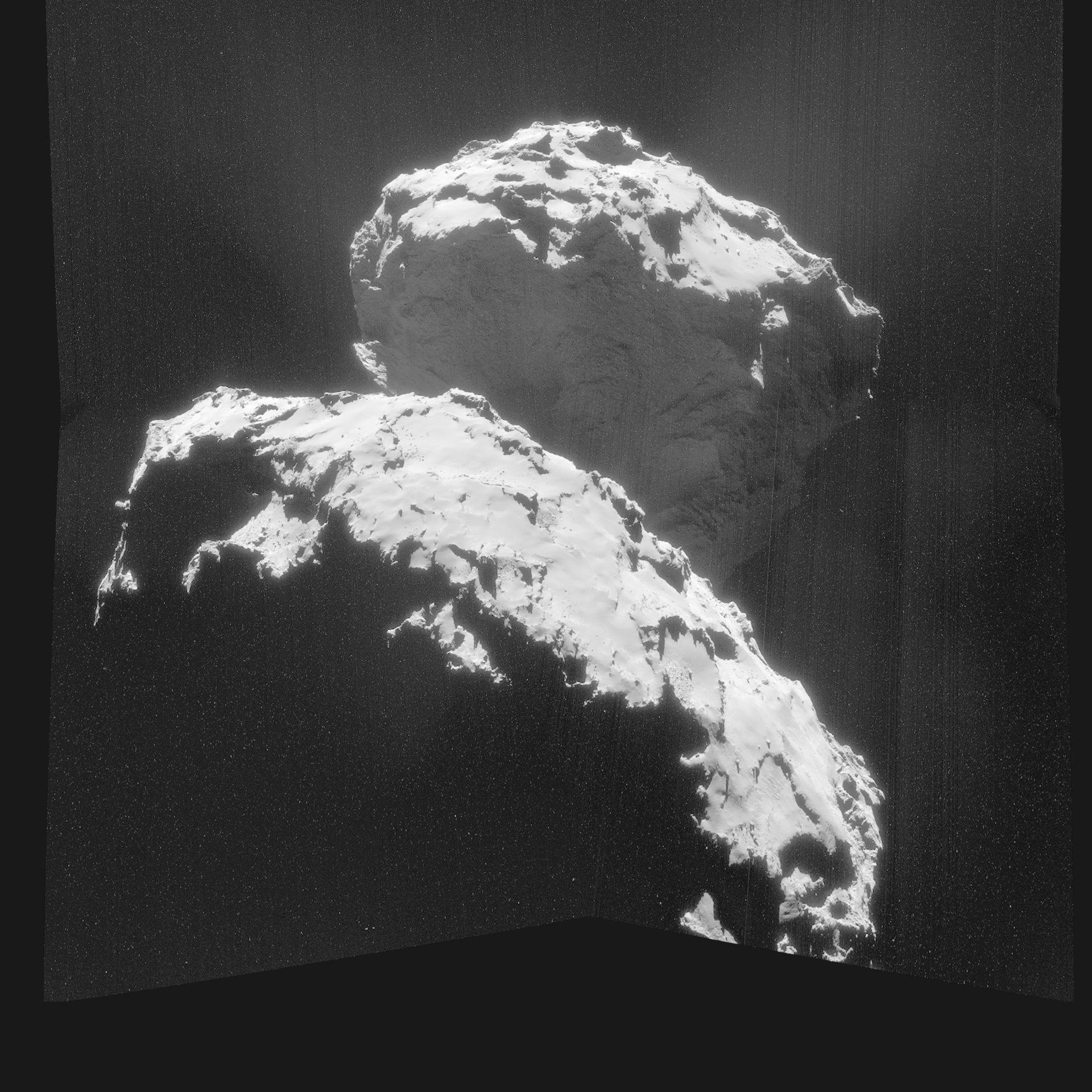 20140911_ESA_Rosetta_NAVCAM_20140910_A_destriped_stitch_stretched.jpg