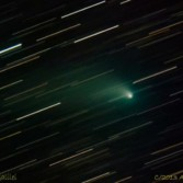 Comet C/2013 A1 Siding Spring, September 2014