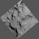 Philae's landing site in 3D