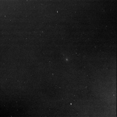 Comet Siding Spring from Mars Exploration Rover Opportunity