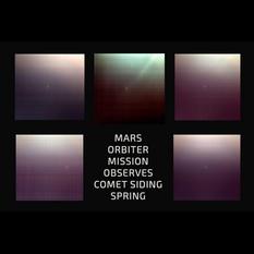 Mars Orbiter Mission observes comet Siding Spring