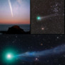 "Three different ""Comet Lovejoy""s"