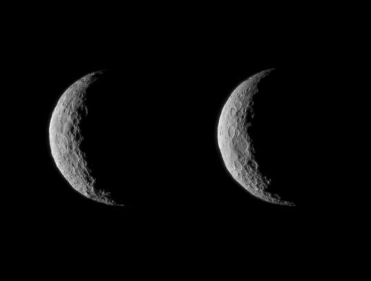 Crescent Ceres
