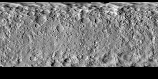 Global map of Ceres