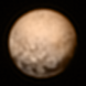 Pluto in color from New Horizons on July 3, 2015
