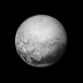 Pluto: Signs of geology