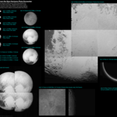 The New Horizons Pluto flyby LORRI data set