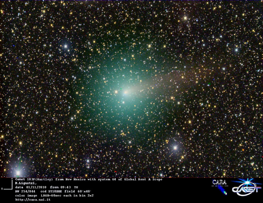 Comet 103P/Hartley 2