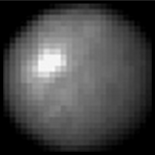 Ceres at 2 km per pixel