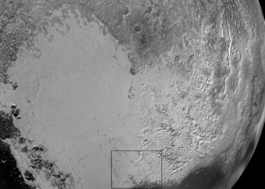 Pluto's 'Heart'