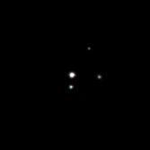 The Pluto system on May 15, 2005