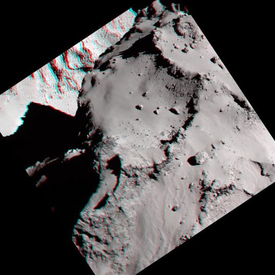 Hatmehit regio in 3D
