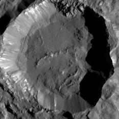 Kupalo crater