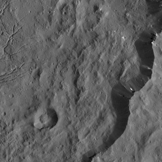 Dantu crater
