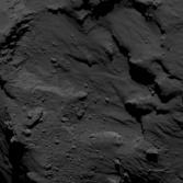 Philae afloat