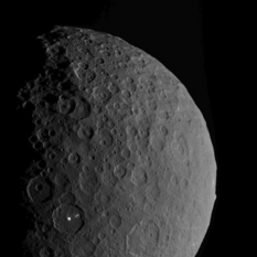 Ceres from XMO3