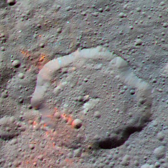Ernutet Crater