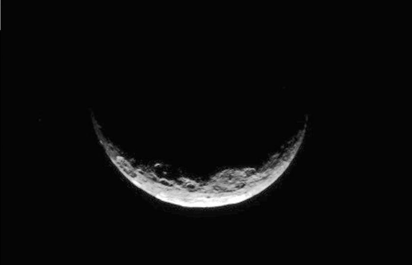 South polar region of Ceres