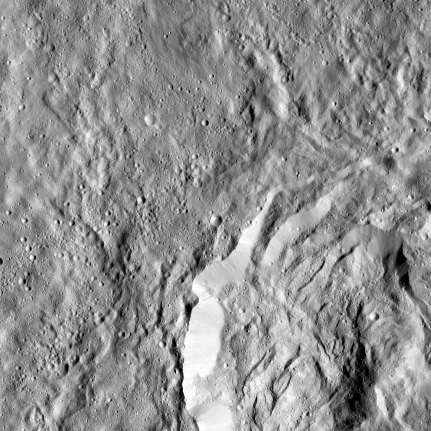 Kokopelli Crater