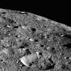 Limb of Ceres