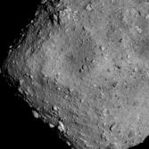 Ryugu from Hayabusa2, 20 July 2018
