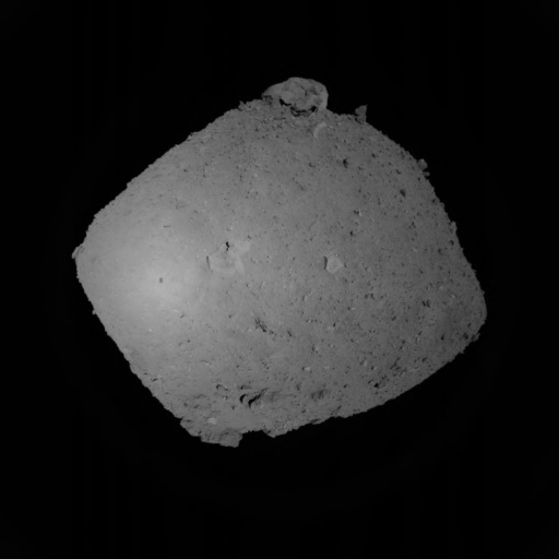 635 meters from Ryugu