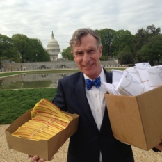 Delivering Our Members' Petitions