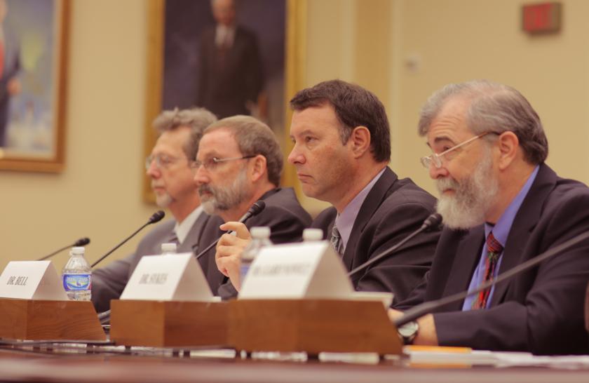 Planetary Society President Jim Bell Before Congress