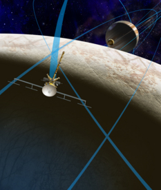 The Europa Clipper Spacecraft Concept