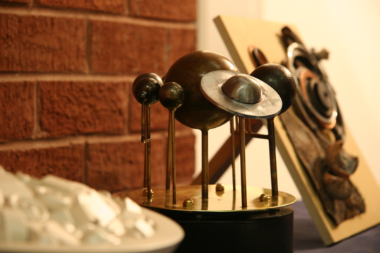 Planetary sculptures