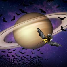 Halloween at the Jet Propulsion Laboratory