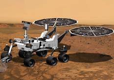 MSL-Derived Mars Sample Caching Concept Rover